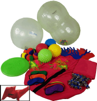 GetSetGo with Sensory Pack E Set of 55